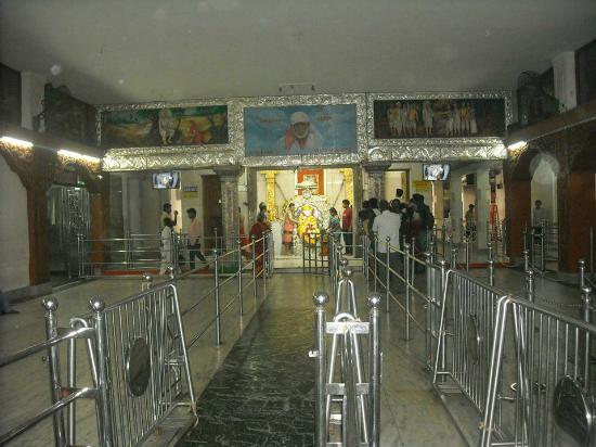Shirdi Sai Baba Temple: SAI BABA AYON 1