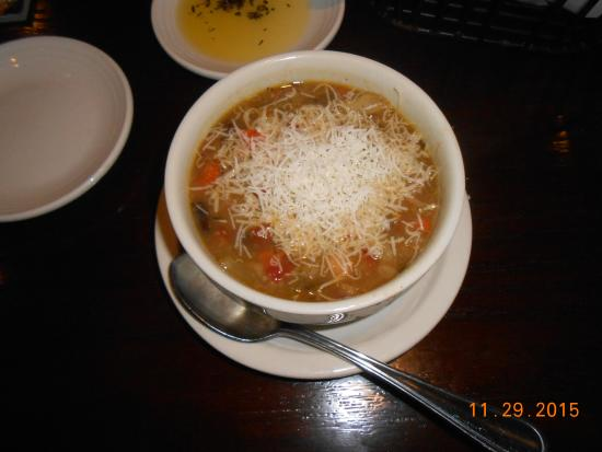 Carrabba's Italian Grill: soup of the day - delish
