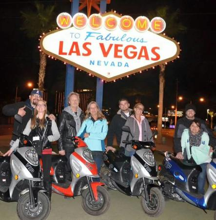 Sin City Scooter Rentals Tours Las Vegas 2018 All You Need To