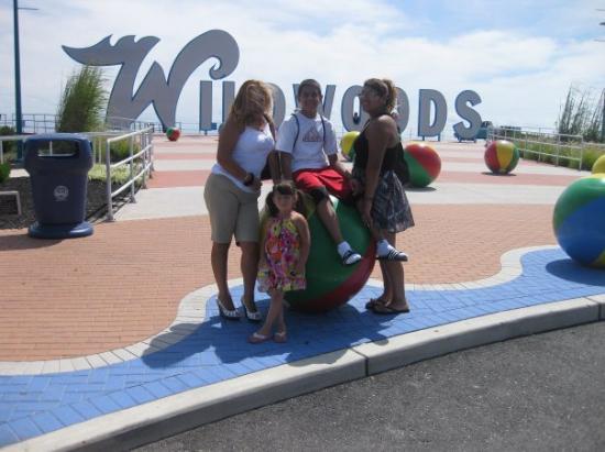 Days Inn & Suites Wildwood: Todo tenemos cerca