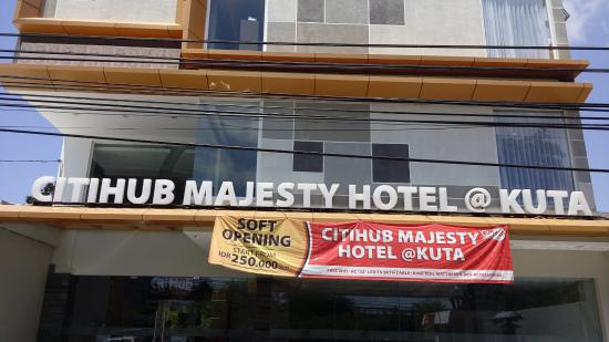 Citihub Majesty Hotel