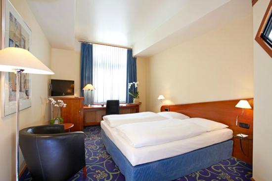 Seaside Park Hotel Leipzig: Doppelzimmer Standard