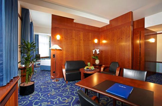 Seaside Park Hotel Leipzig: Suite