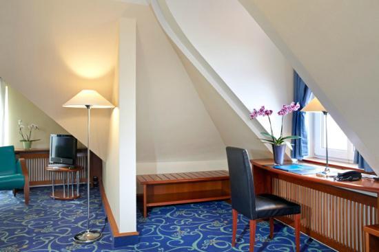 Seaside Park Hotel Leipzig: Doppelzimmer Superior