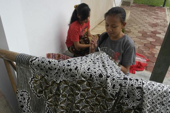 Batik Komar