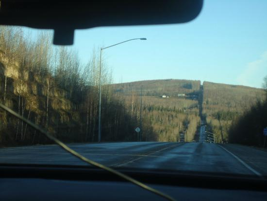 Steese Highway : Scenic highway