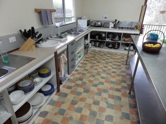 Walpole Lodge: Kitchen