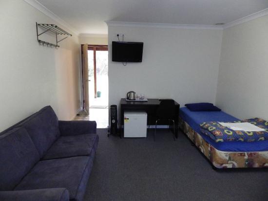Walpole Lodge: Ensuite room