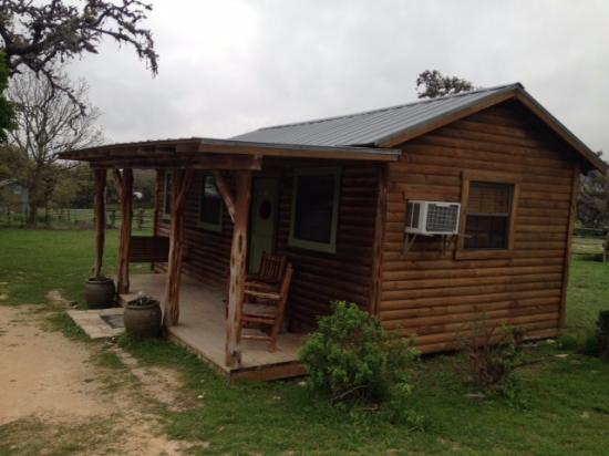 Dixie Dude Ranch: Our Cabin