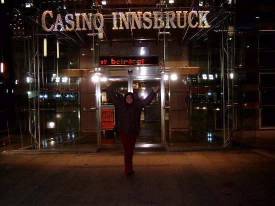 Casino Innsbruck: Ingresso