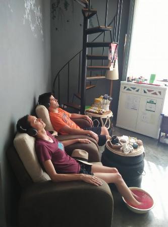 AmAya Spa: Deep Relaxation!