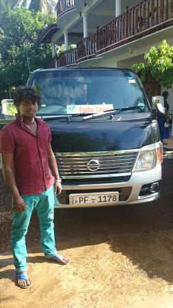 Bentota, Sri Lanka: Tudu Tours - Day Tours