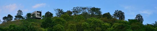 Beragala, Sri Lanka: VIEW FROM SURROUNDING HILL