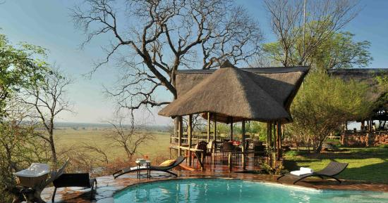 Paradise with a beautiful view  - Review of Muchenje Safari Lodge