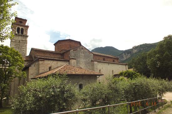 Badia di San Lorenzo (Padri Cappuccini)