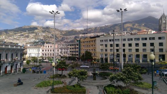 Plaza San Blas