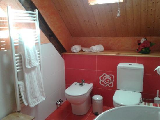 Abaurrea, Spanje: Baño