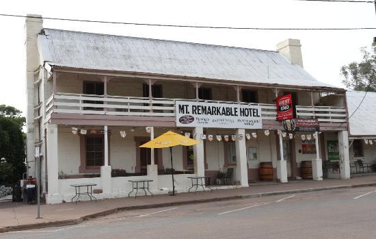 Melrose, Australia: Mt Remarkable Hotel