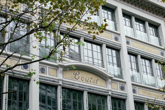 Hotel paris bastille boutet mgallery collection for Blc design hotel tripadvisor