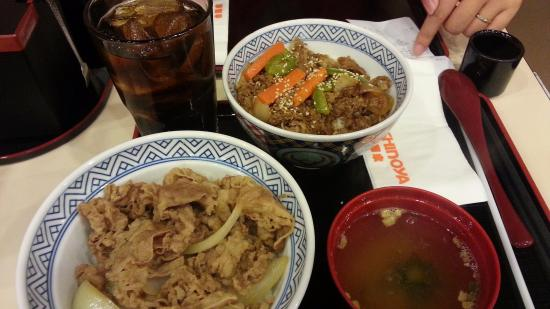 Yoshinoya (Yang GaoNan Road)