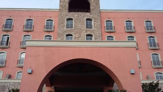 Holiday Inn Express Guanajuato: Fachada