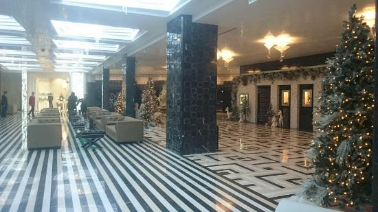 Lobby Picture Of Hotel Marinela Sofia Sofia Tripadvisor