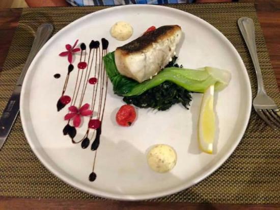 Nonthaburi Province, Tailandia: ปลาแบล็คคอตแปซิฟิก