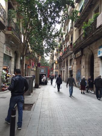 Whotells Raval : улица Joaquim Costa