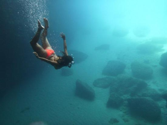 Adamas, Hellas: Εξερεύνηση βυθού