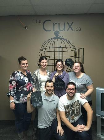 The Crux Escape Room Inc Hamilton Hamilton On