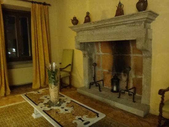 Palo Laziale, Italië: Интерьеры отеля