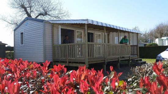 Camping La Tabardiere : Location Mobil-home 6 personnes
