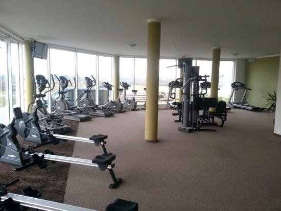 Schwalbach, Tyskland: Fitnessraum