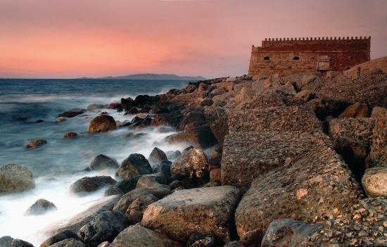 Heraklion Prefecture, Grecia: Heraklion Old Port
