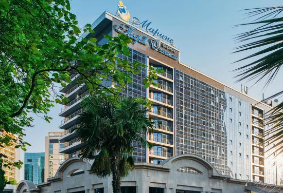 Marins Park Hotel: Фасад