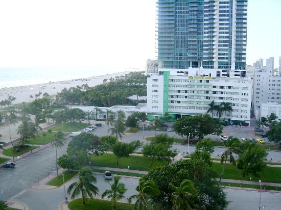 room view picture of holiday inn miami beach miami. Black Bedroom Furniture Sets. Home Design Ideas