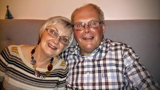 Gary & Pat Millward.