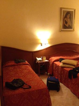 Hotel Dolomiti: stanze ampie