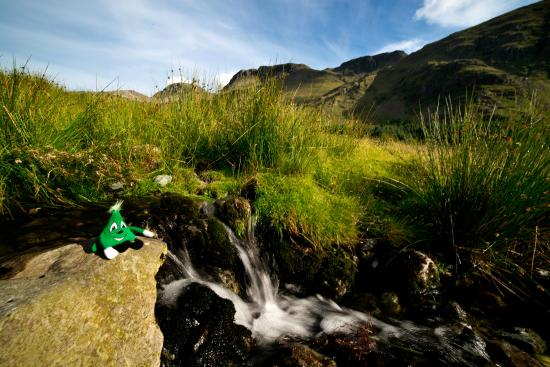 Ennerdale Bridge, UK: YHA Black Sail