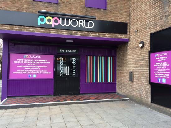 Popworld Plymouth