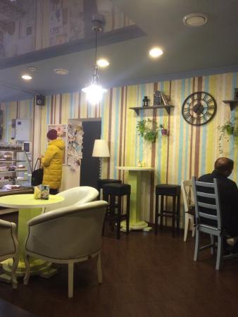 Coffee Shop Muffin