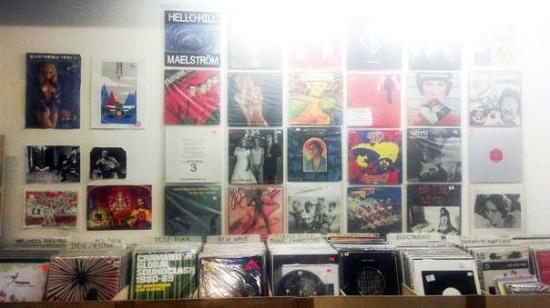 Vinyl Record Store DiG