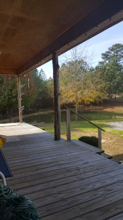 Collinsville, AL: Front Porch