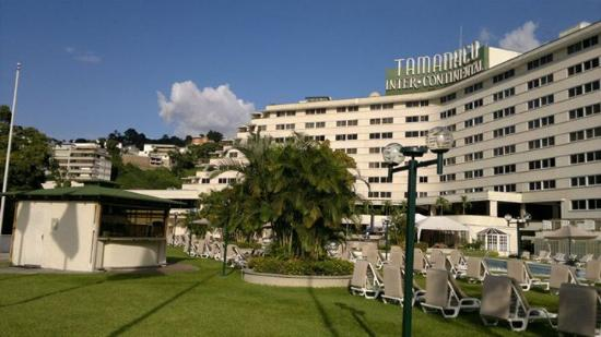 InterContinental Tamanaco Caracas: area recreativa