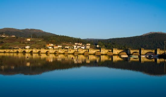 Noia, Ισπανία: Vista panorámica