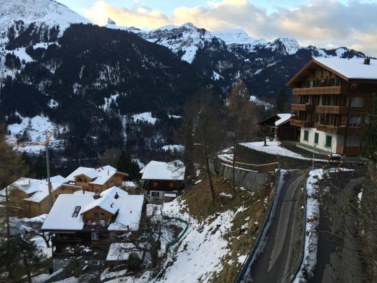 Hotel Alpenrose Wengen Booking Com