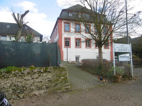 Neumagen-Dhron, เยอรมนี: l'hôtel