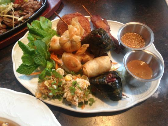 Restaurant Thai Madame Le Shawn Paris