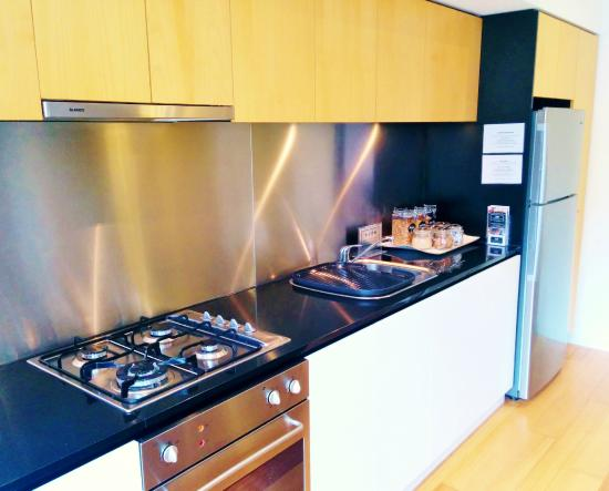 Blanco Ss Liances Gas Cooktop Oven