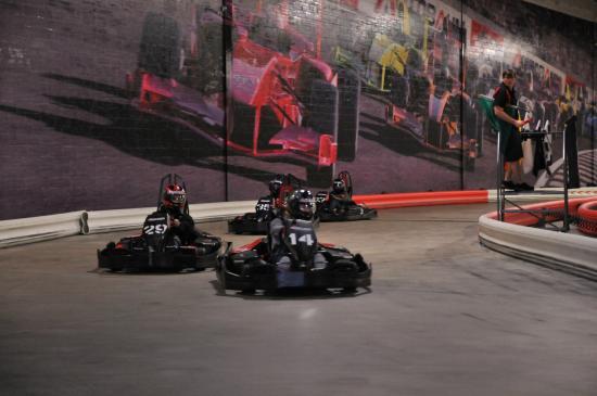 Autobahn Indoor Speedway & Events: Zoom Zoom!